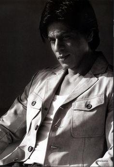 """The Smirk"", by Shah Rukh Khan"