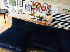 Vår nya Sweef soffa Mamutten! Skön!!