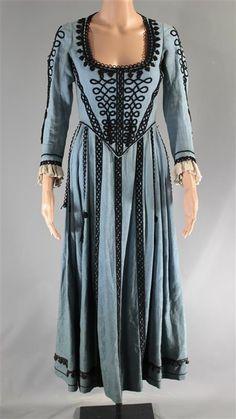 BLACK SAILS MAX JESSICA PARKER KENNEDY SCREEN WORN DRESS EP 202 & 210 #blacksails