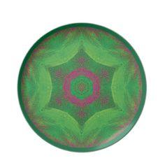 Healing Hands Mandala V2 Party Plates