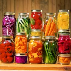 Découvrez la recette grand bocal de légumes à l'italienne sur cuisineactuelle.fr.