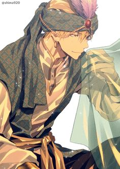 kuroko no basket kise ryouta arabian clothes blonde male short hair solo traditional clothes Anime Boys, Hot Anime Boy, Cute Anime Guys, Manga Boy, Manga Anime, Anime Art, Kise Ryouta, Kuroko Tetsuya, Ryota Kise