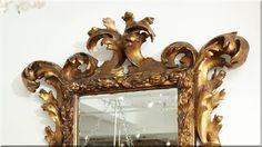 aranyozott tükörkeret Country Chic, Framed Art, Shabby Chic, Mirror, Carving, Furniture, Vintage, Home Decor, Decoration Home