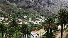 Valle Gran Rey - La Gomera Rey, La Gomera, Islands