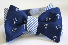 Seersucker bow tie would look so smart on the groom and groomsmen. For the best officiant for your Outer Banks ceremony, or anywhere in NC, contact Rev. Dawn Marsh Gallogly, officiant4you.com/