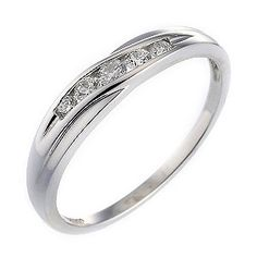 Platinum Diamond Ring - Product number 4458249