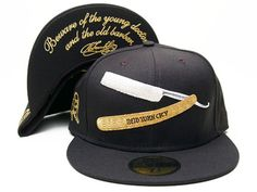 Inspiration - 40+ Really Cool Fitted Hat Designs | Think Design