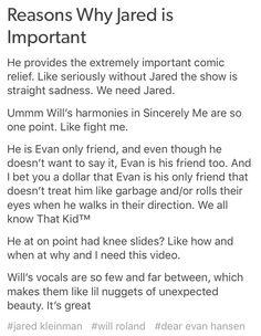 Jared is my precious little bean <3