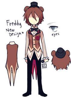 five nights at freddy's <----- Freddy Five Nights At Freddy's, Five Nights At Anime, Fnaf Freddy, Freddy Fazbear, Fnaf 1, Anime Fnaf, Fnaf X Reader, Bon Bon Fnaf, Mangle Toy