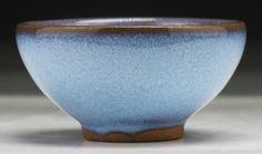 """A Chinese Antique Jun Yao Porcelain Bowl Size: D: 2-1/2"""""""