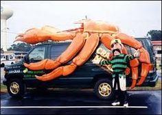 Crabby Mike's Calabash Buffet  Surfside Beach, SC  120 homemade items on buffet!