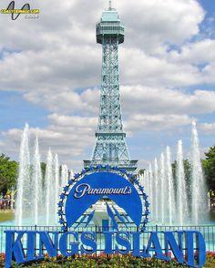 Paramounts Kings Island, Cincinnati, Ohio