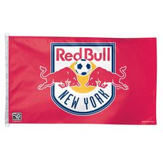 New York Redbulls Flag - Soccer