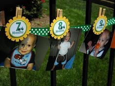 JJ's 1st Birthday - cute decor john deere party