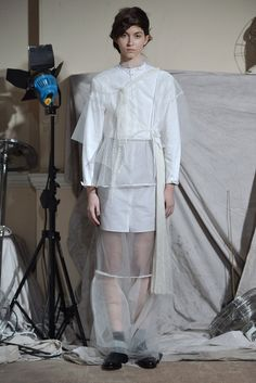 Phoebe English - Fall 2015 Ready-to-Wear - Look 4 of 14