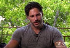 Joe ---DP interview - 2014 Evil Twin, Joe Manganiello, Hot Guys, Interview, Sexy, Mens Tops