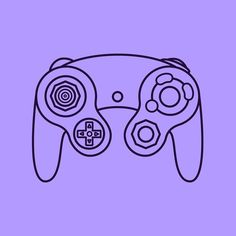 Retro Gaming Controllers - Created by Rikard Röhr