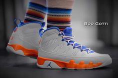 Air Jordan 9 Montana - Boo_gotti