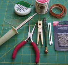 Soldering: A Tutorial ... for all who weren't their father's first sons... #jewelry #pendant