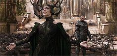 brad-pitt:  What were you the god of again? Thor: Ragnarok...