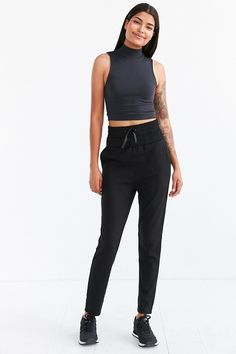 Silence + Noise Opel Double Waistband Pull-On Pant