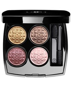 Shimmery eye palette CHANEL REGARD SIGNÉ #beauty #makeup BUY NOW!