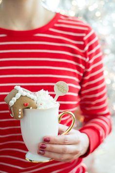 A Christmas Morning Breakfast | theglitterguide.com