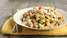 Hungry Couple: Fresh Summer Quinoa Salad