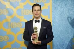 Golden Globes 2015 - HBO after party The Normal Heart, Golden Globes After Party, Ryan Murphy, Matt Bomer, People, Instagram, Fashion, Moda, Fashion Styles