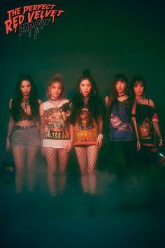 Red Velvet drop group teaser images for 'Bad Boy' | allkpop.com