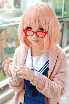 Mirai Kuriyama Cosplay ( OMG so Kawaii <3 :3 )