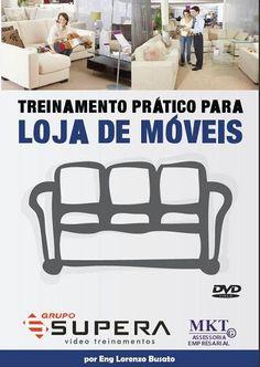 DVD video treinamento pratico para LOJAS DE MÓVEIS E ELETRO