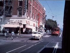 Hollywood and Western 1950s Red Car Streetcar--noirish Los Angeles - Page 2 - SkyscraperPage Forum