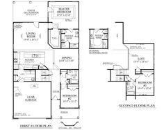 Master Bedroom Upstairs Nursery Downstairs this is the perfect home floorplan. nurserythe master bedroom