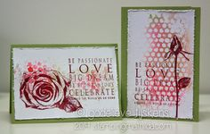 StampingMathilda: From One Card To Another #3