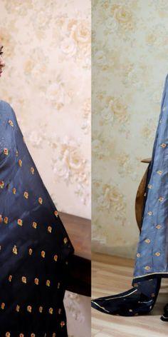 1 new message Fancy Sarees, Party Wear Sarees, Pearl Work Saree, Checks Saree, Soft Silk Sarees, Work Sarees, Printed Sarees, Orange Color, Embroidery