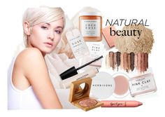 """Kiss of a Rose"" by ceebeegee ❤ liked on Polyvore featuring beauty, Herbivore, May Lindstrom, tarte, Estelle & Thild, naturalbeauty, organicbeauty and herbivore"