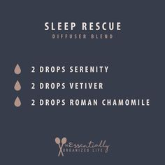 I love diffusing this blend at bedtime to help me get a good nights sleep. I start it running in the bedroom with the door closed about an hour before …