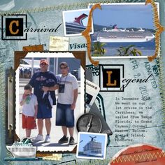 Image detail for -... lBuzybee's Home Page >> lBuzybee's Scrapbooks >> Cruise 2008 - Page 1