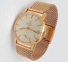 94d9e802609 Relógio de ouro amarelo