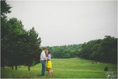 Fort Mill Engagement - C.T. & Cathryn | Alicia White Photography - North Carolina