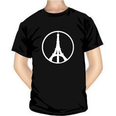 Tee shirt : PAIX - PARIS