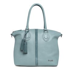 Il Tutto Ellyse Leather Tote Nappy Bag in Duck Egg Blue Duck Egg Blue Pantone, Leather Baby Bag, Blue Fashion, Bucket Bag, Studs, Nappy Bags, Eggshell, Tote Bags, Stylish