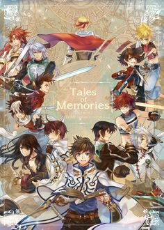 Tales of Series Tales Of Xillia, Tales Of Vesperia, Video Game Anime, Video Games, Tales Of Phantasia, Anime Manga, Anime Art, Tales Of Graces, The Ancient Magus