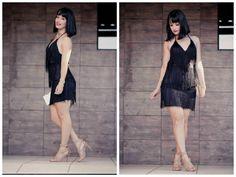 Jana Sabrina Dress with Fringe | Black Dress | Fashion | Style | Inspired | Vestido com Franja | Vestido Preto http://www.janasabrina.net/