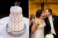 Winter Wedding Cake | The Wedding Specialists