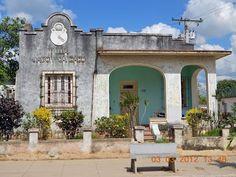 """Vieja casa """"villa jabón candado"""". Jaruco, Provincia La Habana."""