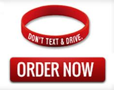FREE Don't Text and Drive Bracelet http://sendmesamples.com/free-dont-text-and-drive-bracelet/