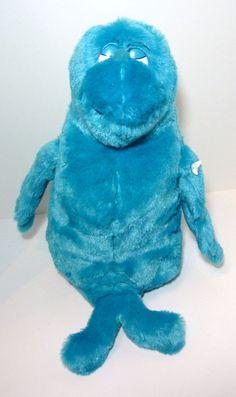 "Dr Seuss 12"" Blue Fish Kohls Cares For Kids Plush One Fish Two Fish Plush  #DetermainedProducts"