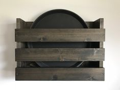 Restaurant serving trays holder wall mounted, Rustic wood rack for serving trays, Wood Rack Drinks trays Rack Rustic Restaurant Bar Brewery Rustic Restaurant, Rustic Cafe, Rustic Logo, Kitchen Rustic, Rustic Cottage, Restaurant Ideas, Rustic Farmhouse, Rustic Bathroom Shelves, Woodworking